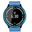 Умные Смарт Часы Supero Smart Watch P69 С Тонометром Синие, фото 2