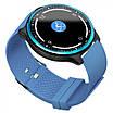 Умные Смарт Часы Supero Smart Watch P69 С Тонометром Синие, фото 3