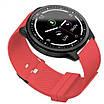 Умные Смарт Часы Supero Smart Watch P69 С Тонометром Красные, фото 2