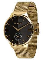 Женские наручные классические часы Guardo 012473(2)-3 кварцевые
