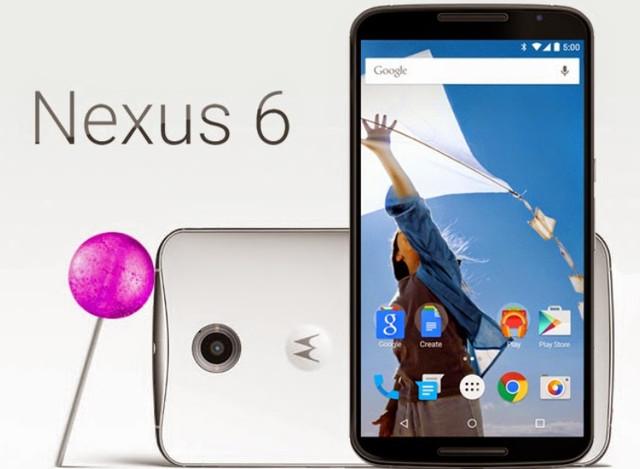 ..: Motorola Nexus 6