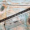 Комплект сумочной фурнитуры в цвете Черное серебро: цепочка с карабинами и магнитные кнопки, фото 3