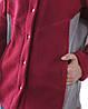 Тепла флісова кофта на кнопках (XS-2XL в кольорах), фото 3