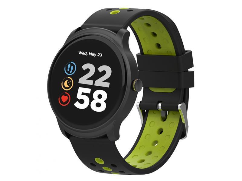 Розумні годинник Canyon Oregano CNS-SW81 Black/Green