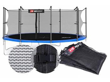 Ткань для сетки батута  Hop-Sportвнешняя 488 см