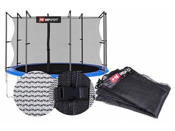 Ткань для сетки батута  Hop-Sportвнешняя 366 см