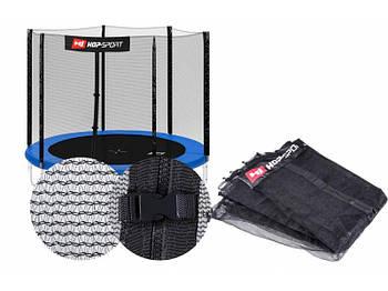 Ткань для сетки батута Hop-Sportвнешняя 305 см