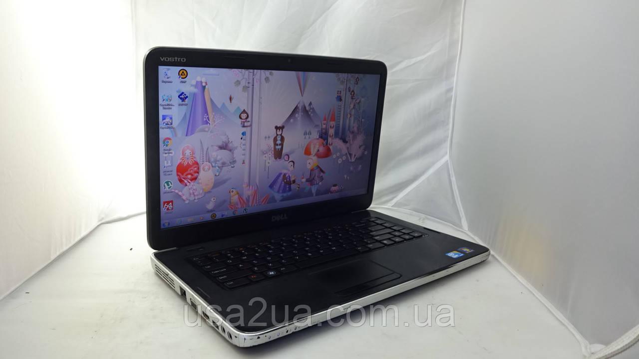 """15.6"""" Ноутбук  DELL VOSTRO 1550 ( 1540)  core I3 320Gb 4Gb WEB Кредит Гарантия Доставка"""