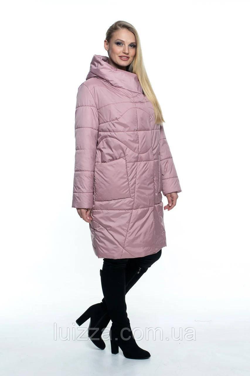 Женская куртка демисезонная 46-60р