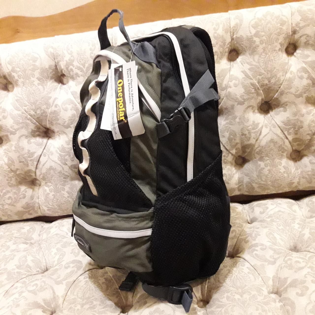 Фирмнный городской рюкзак Onepolar 909 Khaki надежный качественный