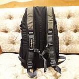 Фирмнный городской рюкзак Onepolar 909 Khaki надежный качественный, фото 6