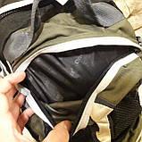 Фирмнный городской рюкзак Onepolar 909 Khaki надежный качественный, фото 5