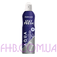 Чоловічий дезодорант Stay Fresh Aqua