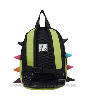 Рюкзак Madpax Rex Mini BP колір Lime Multi, фото 3
