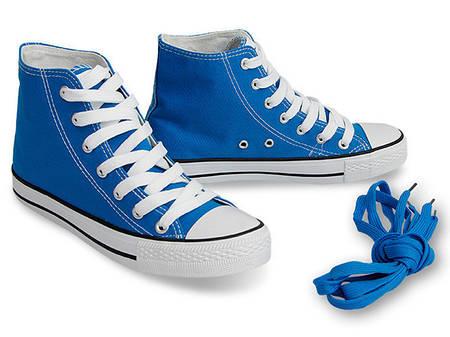 Женские кеды ESSIE Blue!