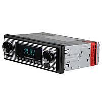 Автомагнитола Lesko 5513 1DIN bluetooth USB microSD LED экран ответ на звонки 60 Вт 2730-7524, КОД: 1391799