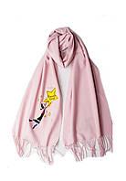 Шарф Moschino Boutique Розовый 30589, КОД: 190848
