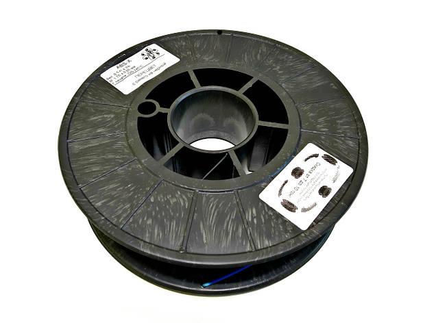 ПЕРЕЦВЕТ с Синего на Черный ABS-X  (1.75 мм/0.5 кг), фото 2