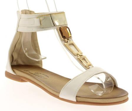 Женские сандалии Hannah, бежевый цвет