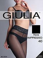 Колготки Giulia Impresso 40 Den 2-S sniImpresso 402, КОД: 1375441