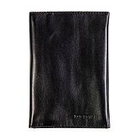 Обложка для паспорта и карт Locker Pas3 с RFID защитой Черная hubIPow21239, КОД: 1349249