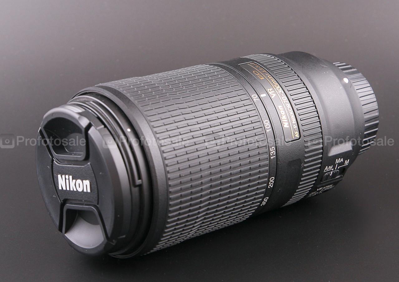 Nikkor AF-P 70-300mm f/4.5-5.6 E VR