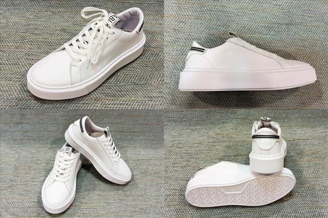 Модні білі кросівки, Vifesst