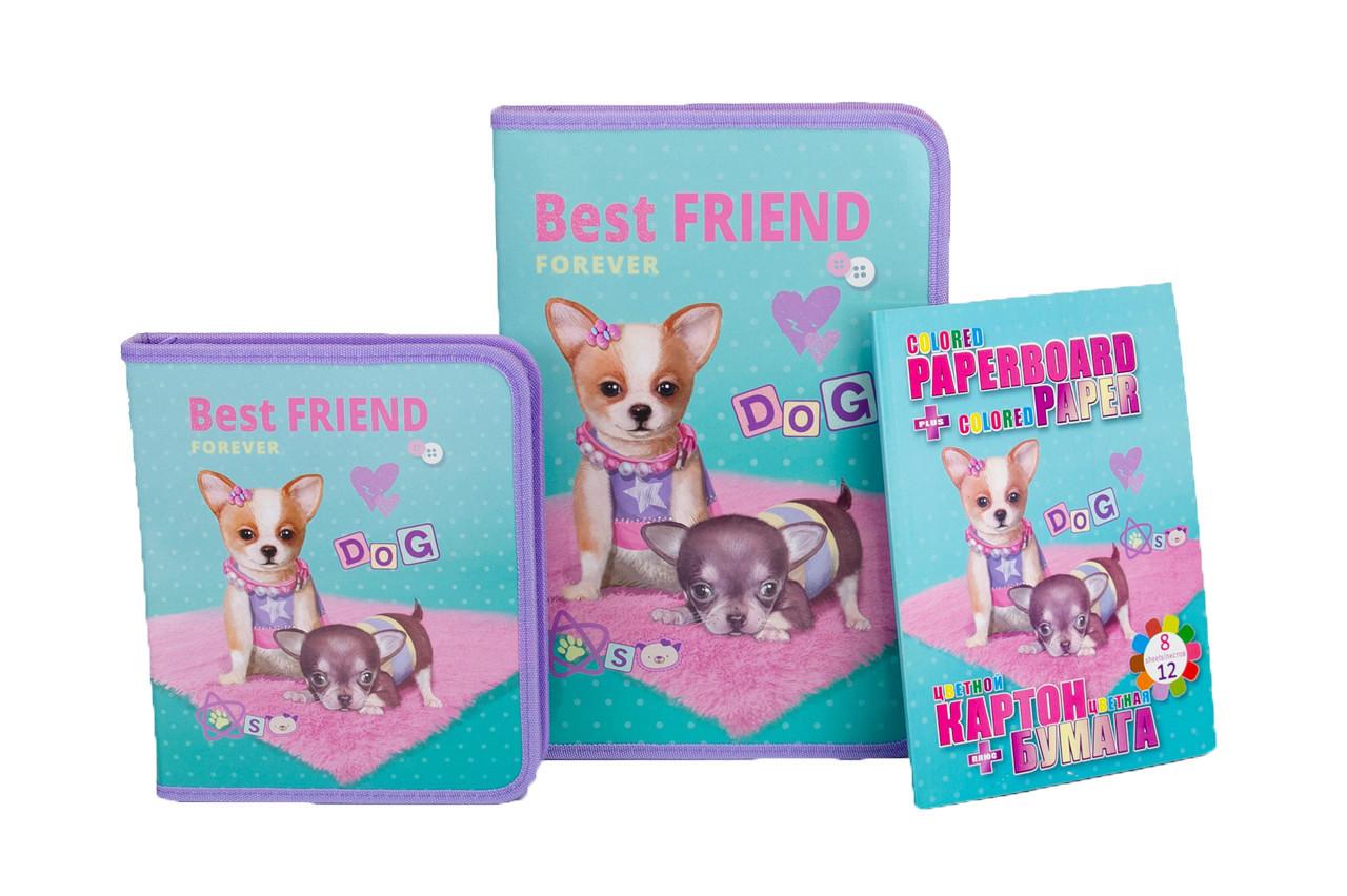 Подарочный набор для выпускника детского сада Kidis Собака №2-3