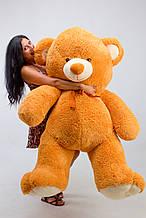 ПЛЮШЕВЫЙ МЕДВЕДЬ ТОММИ КАРАМЕЛЬНЫЙ Teddy Boom (200 СМ, ЦВЕТ НА ВЫБОР)