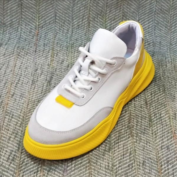 Кроси на жовтій підошві, Vifesst розмір 36 37 39 40