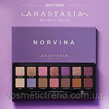 Anastasia Beverly Hills Norvina Eyeshadow Palette Палетка тіней 14