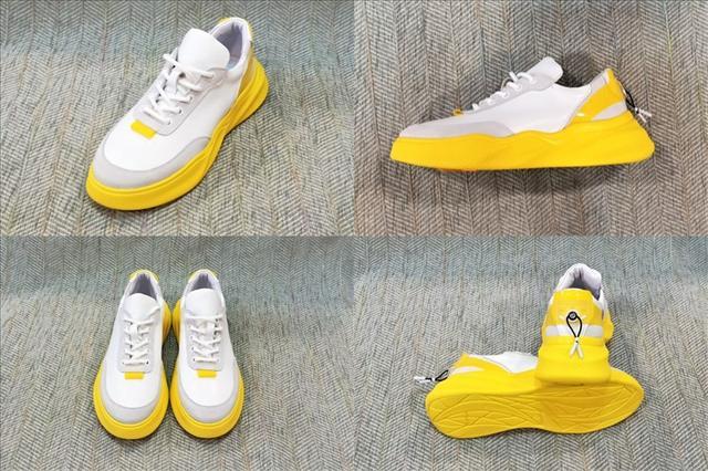 Кроси на жовтій підошві, Vifesst