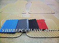 Водительский коврик Mercedes W203 с 2000-2007 (EVA)