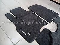 Ворсовые коврики передние Nissan Leaf, фото 1