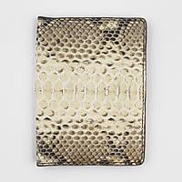 Обложка для паспорта Lockers с RFID защитой Серая hubTJxW06968, КОД: 1388040