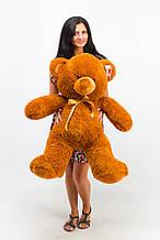 ПЛЮШЕВЫЙ МЕДВЕДЬ ТОММИ КОРИЧНЕВЫЙ Teddy Boom (100 СМ, ЦВЕТ НА ВЫБОР)