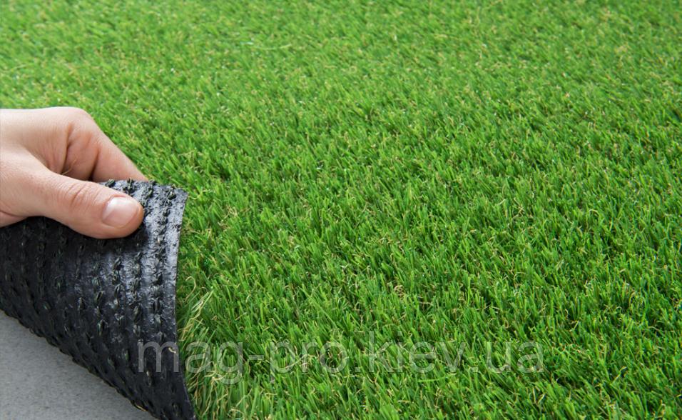 Искусственная трава NT 30 мм.