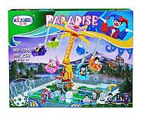 Конструктор WINNERI Paradise карусель 377 дет 1255 tsi54210, КОД: 313490