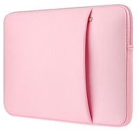 Чехол с карманом для MacBook Air Pro 13 Neopren Розовый, КОД: 396283