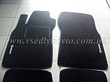 Ворсовые коврики передние NISSAN Maxima QX А32/A33 (1995-1999), фото 4
