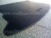 Ворсовий килимок в багажник SSANG YONG Kyron з органайзером