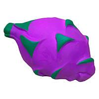 Мягкая игрушка антистресс Сквиши Питайя Squishy с запахом Фиолетовый tdx0000320, КОД: 296547