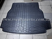 Коврик в багажник Mercedes W203 универсал (Avto-Gumm) полиуретан