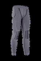 Мужские термоштаны Haster Alpaca Wool XXL Черные, КОД: 124701