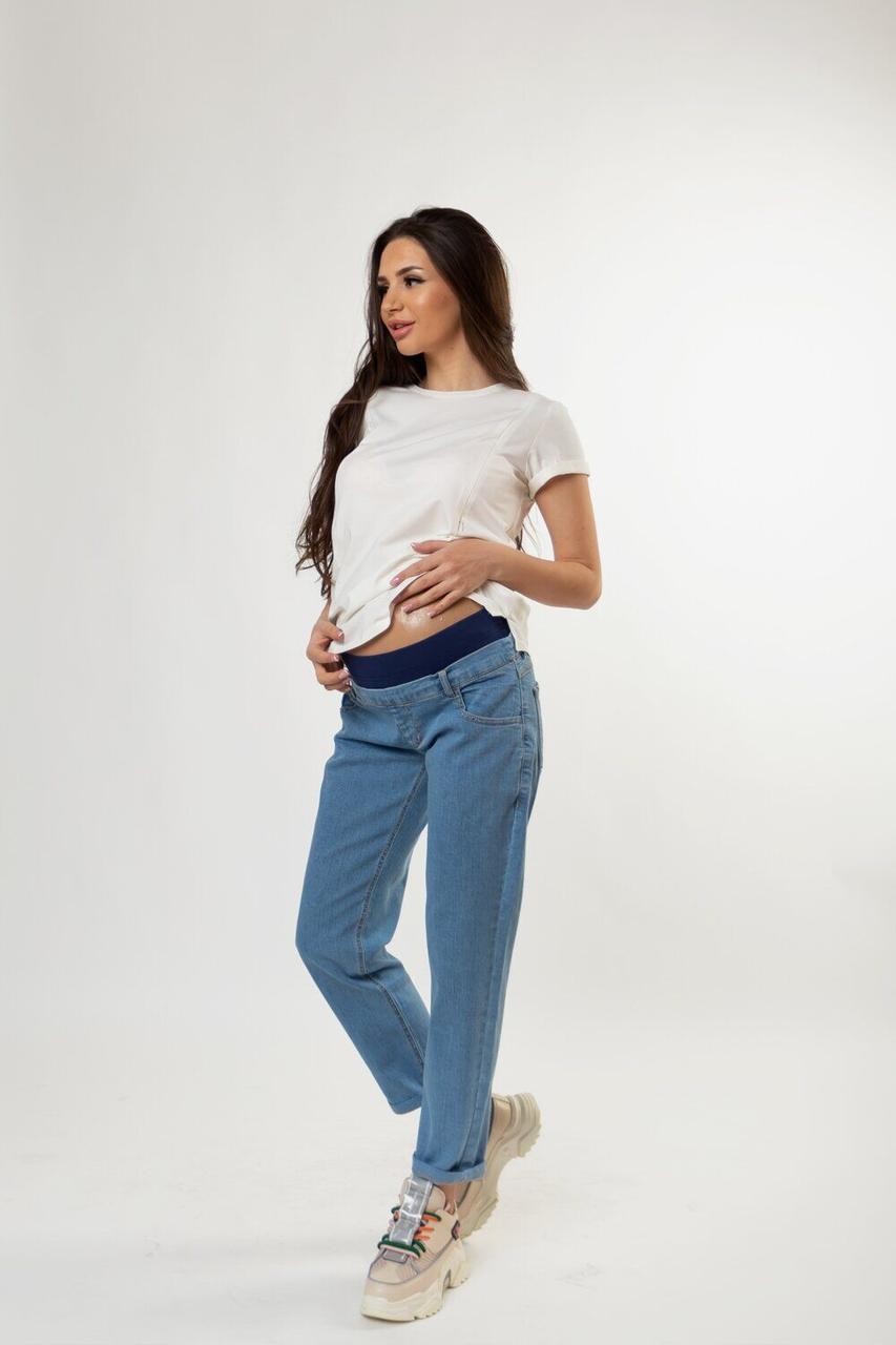 Штани джинсові для вагітних 3028454-7