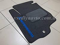 Водительский ворсовый коврик MITSUBISHI Colt