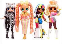 Кукла с аксессуарами L.O.L. Surprise серия O.M.G. Lights Speedster Леди Гонщик (565161), фото 4