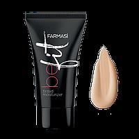 Увлажняющий крем с тональным эффектом BiFit Farmasi 50 мл / Far - 1302541