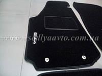 Ворсовый водительский коврик AUDI A6 1991-1997 г.