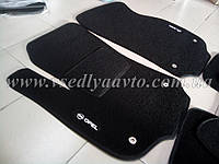 Ворсовые коврики передние OPEL Zafira B